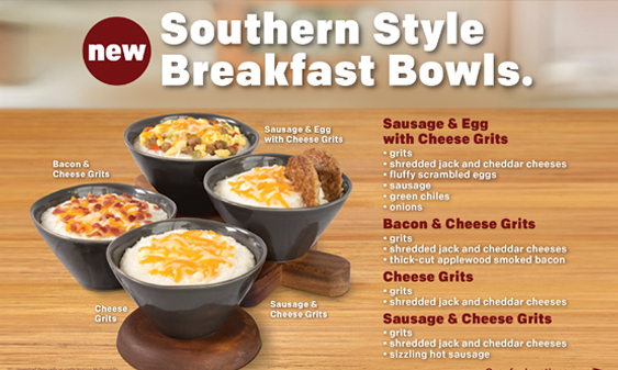 Southern Style Breakfast Bowls