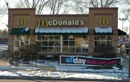 McDonald's 7832 S WESTERN