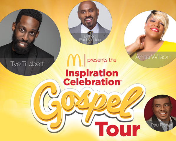 Gospel Tour – May 2017